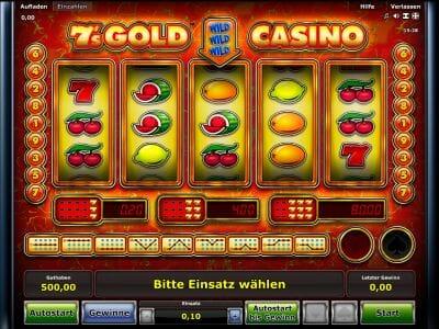 Spiel Casino