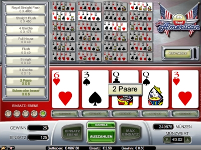 best slots online american pocker