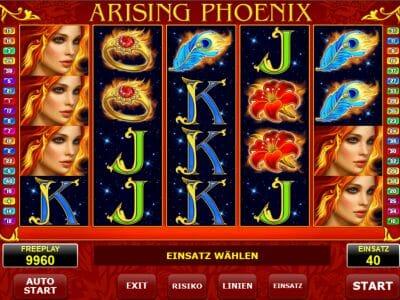 Spiele Arising Phoenix - Video Slots Online