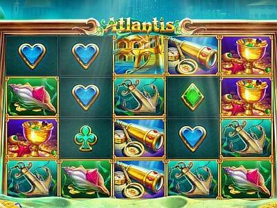 Spiele Atlantis
