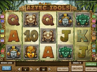 Spiele Aztec Idols - Video Slots Online