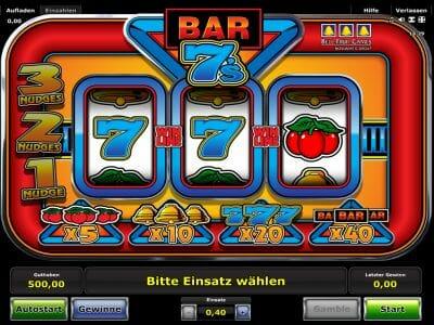 Spiele Bar 7S - Video Slots Online