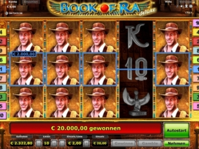 book of ra online casino sizzling games