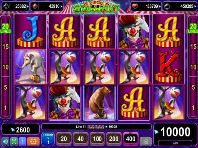 Spiele World Of Circus - Video Slots Online