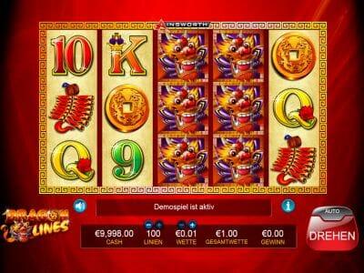 Dragon 8s - Spiele Spielautomat