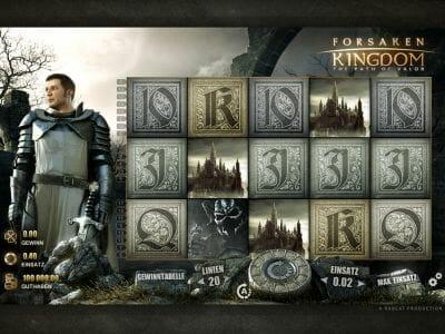 Spiele Forsaken Kingdom - Video Slots Online