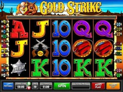 gold strike kostenlos online spielen