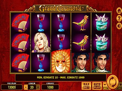 german online casino slots removed