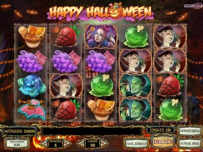 Happy halloween spiele