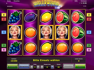 Spiele Hollywood Star - Video Slots Online