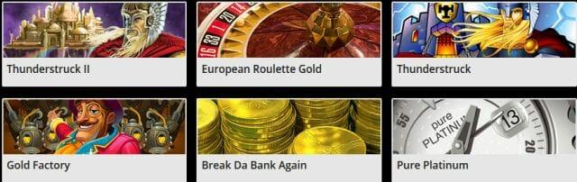 Spielvorschau Jackpot City