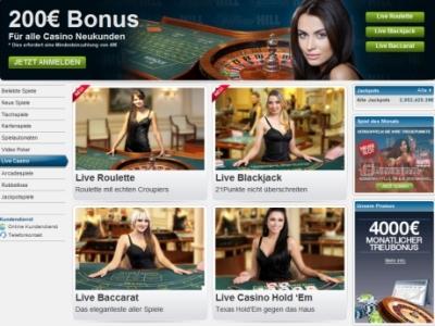 Live Slot Spielen - Fvilinex5