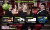 Live Dealer Casino thumbnail