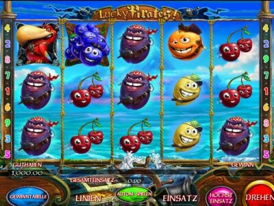 Pirates Millions online spilleautomat - spil online gratis i dag