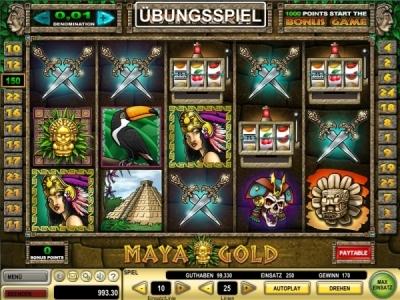 caesars casino online maya symbole