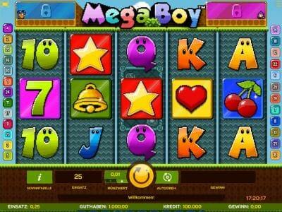Spiele Mega Boy - Video Slots Online