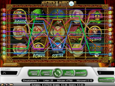 mansion online casino online spielen book of ra