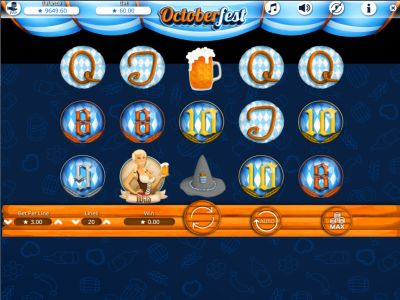Spiele October Spin Fest - Video Slots Online