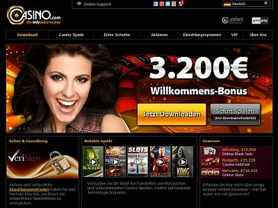 online casino deutschland slizzing hot