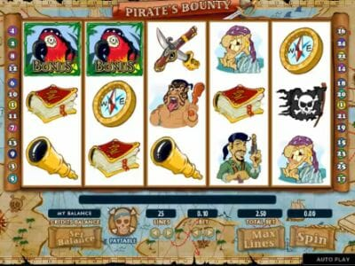 Pirates Bounty