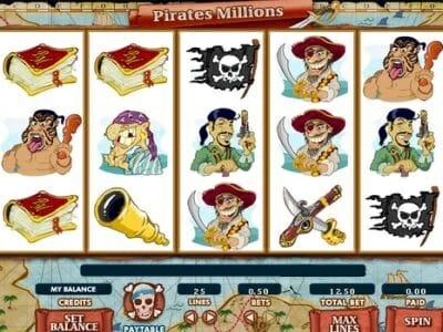Spiele Pirates Millions - Video Slots Online