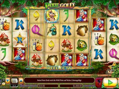 Spiele Pixie Gold - Video Slots Online