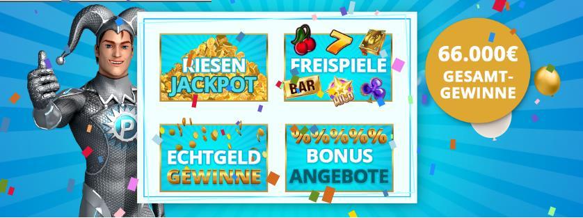 Platin Casino Aktion 6 Jahre