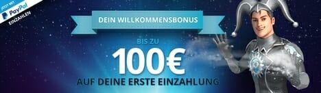 Platincasino Bonus