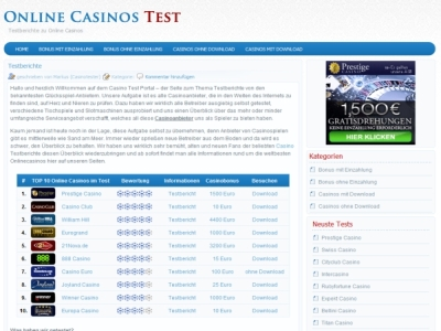 Seriöse Online Casinos Deutschland