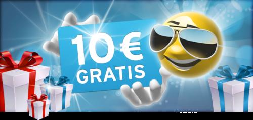 Sunnyplayer 10 Euro gratis