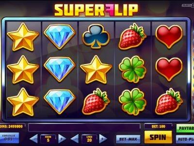 Spiele Super Flip - Video Slots Online