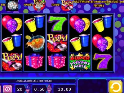 jackpot party casino online sizzling hot deluxe kostenlos