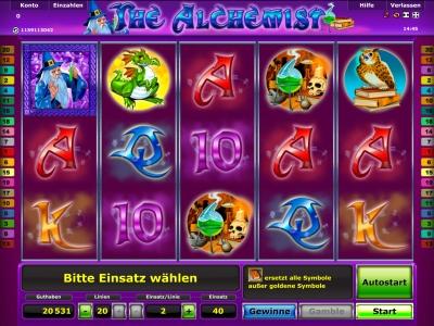 online casino freispiele alchemist spiel