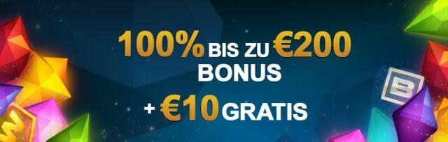 Videoslots Casino Bonus 2018