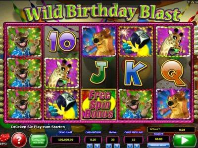 Wild Blood online spilleautomat - spil online gratis i dag