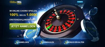 Williamhill Bonus